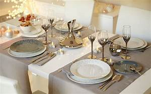 Service A Vaisselle : ambiance service de table noel pas cher vaisselle maison ~ Teatrodelosmanantiales.com Idées de Décoration