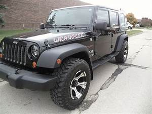 2007 Jeep Wrangler 4x4 Four Door Six Speed Manual