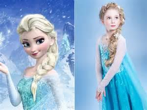 Frozen Elsa Hair Tutorial