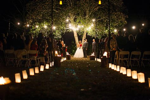 Lighten Up Your Night Wedding Reception Ideas ? WeddCeremony.Com