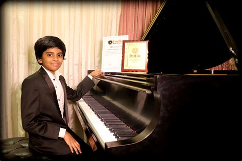 YOUNGEST PROFESSIONAL PIANIST - IBR