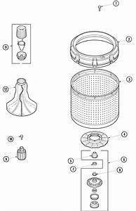 Amana Amana Laundry Parts