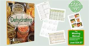 Dehydrating  Charts And Basic Methods