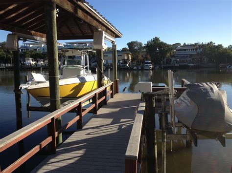 Boat Lift Questions by 4 Post Boat Lift Question The Hull Boating And