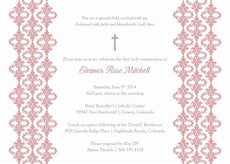 Baby Dedication Invitations Free Template Lovely Baby