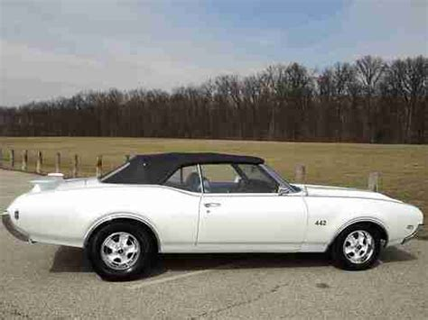 purchase used oldsmobile cutlass 442 covertible tribute gm