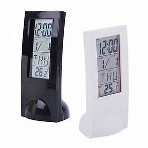 Lcd Electronic Thermometer Hygrometer Indoor Outdoor