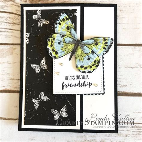 Stampin' Up botanical butterfly dsp Stampin up sympathy