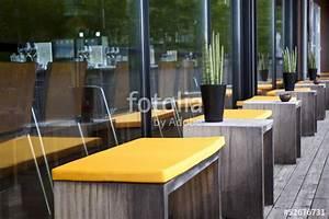 Mobilier Terrasse Restaurant Occasion : terrasse restaurant patio mobilier d coration bois photo libre de droits sur la banque d ~ Teatrodelosmanantiales.com Idées de Décoration