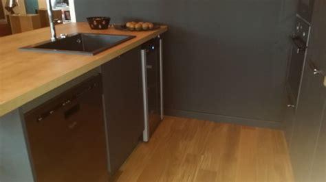 bloc cuisine avec electromenager exemples de réalisations de cuisine cuisine interieur