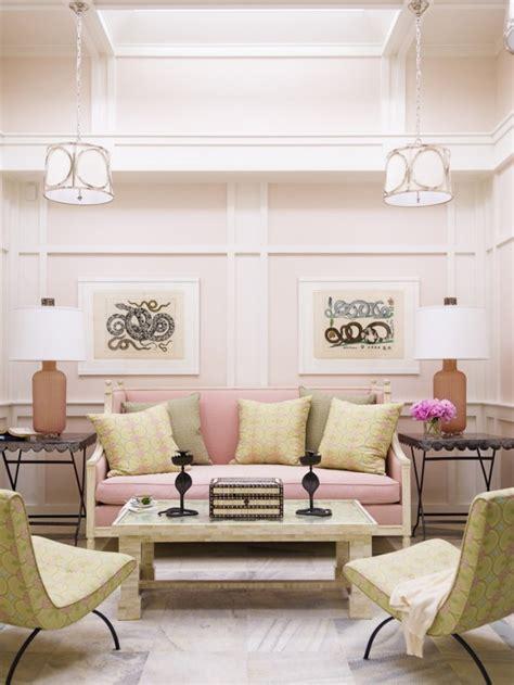 fabulous pastel pink interior designs