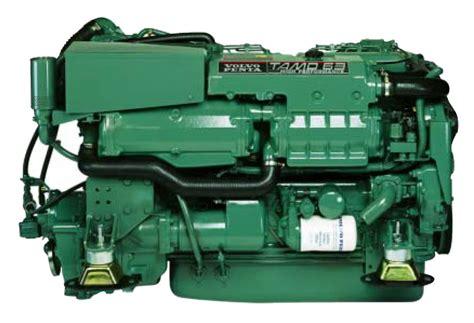 volvo penta marine diesel engine tamd   service