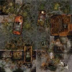 dungeon maps tiles shadowrun board apocalyptic game ksr amazonaws apocalypse boardgame references