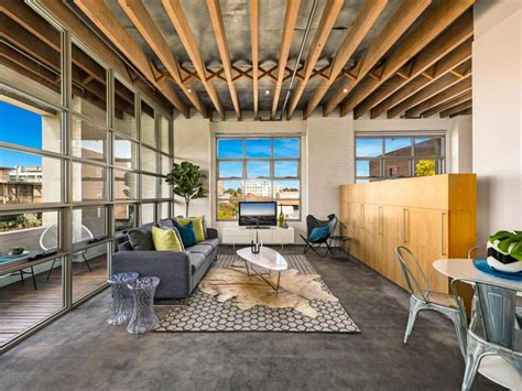 warehouse living space converted warehouses showcase industrial chic