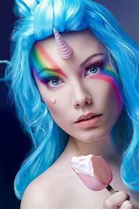 Blue Hair Costume Wwwimgkidcom The Image Kid Has It