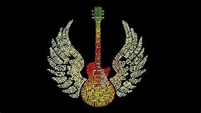 Guitar Electric Wallpapers Desktop Pixelstalk