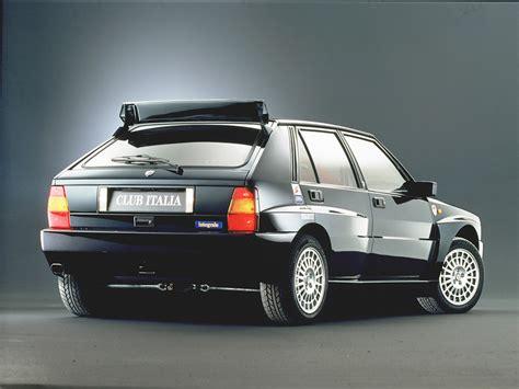 1991 Lancia Delta Hf Integrale Evoluzione
