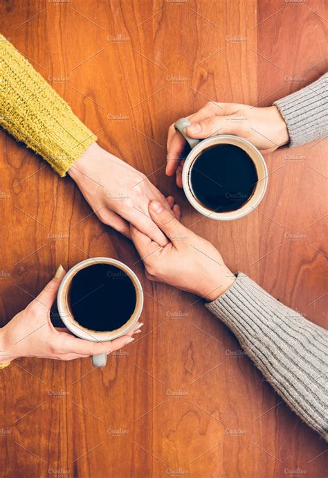 We curate the best coffee from organic, ethical and sustainable sources. People drinking coffee together | High-Quality People Images ~ Creative Market