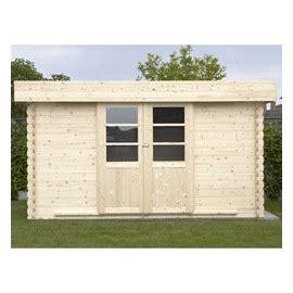castorama chalet en bois grand abri de jardin de 12 224 20 m2 comparer abri jardin