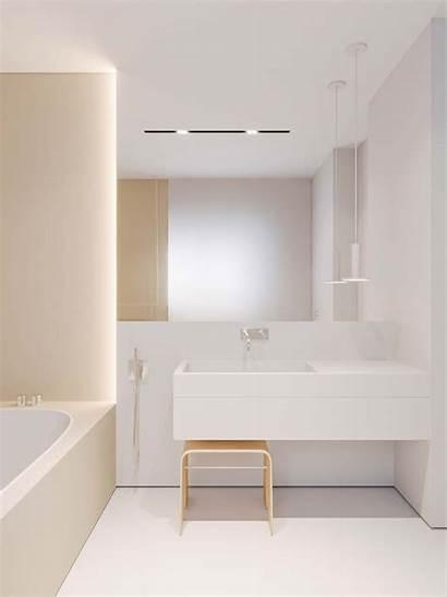 Minimalist Modern Bathrooms Bathroom Interior Decor Designing