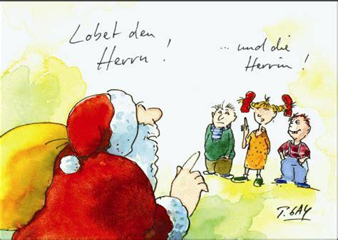 Peter Gaymann Postkarte Lobet Den Herrn