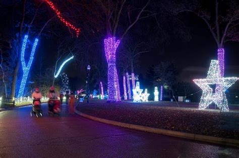 don t miss lights at the detroit zoo presented by