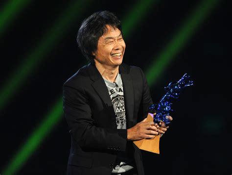 Shigeru Miyamoto Photos Photos - Spike TV's