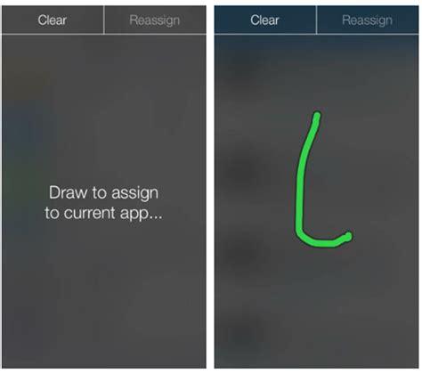 iphone custom gestures launch ios apps with custom gestures the iphone faq