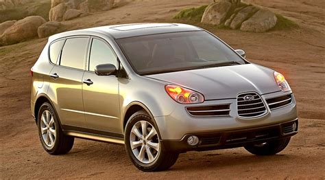 old car manuals online 2007 subaru tribeca security system remembering the underdogs the 2006 subaru tribeca car magazine