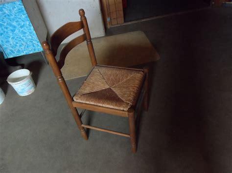 chaise cuisine bois paille meubles de cuisine occasion dans le centre annonces