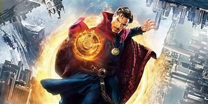 Strange Doctor Scenes Marvel Screen Rant Stephen