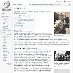 Le Garde D Arno : le garde d 39 arno breker pearltrees ~ Dode.kayakingforconservation.com Idées de Décoration