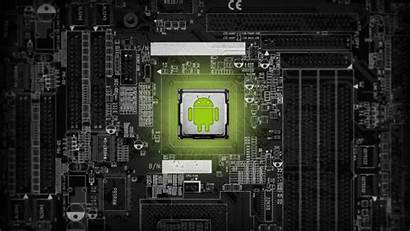 Cpu Wallpapers Android Bot Intel Robots