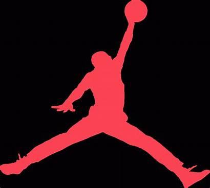 Jordan Air Nike Jumpman Clipart Jump Michael