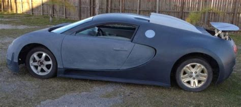 k Bugatti Veyron Replica Gone Wrong