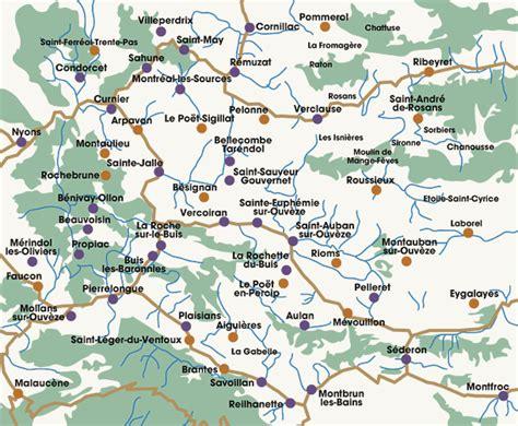 chambre hote verdon villages de la drôme provençale