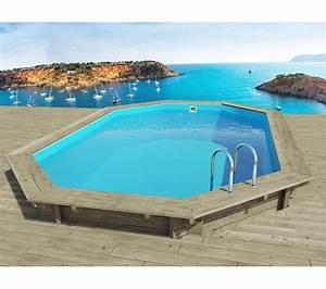 Piscine Jardin Pas Cher : piscine carrefour habitat jardin piscine miami en bois ~ Edinachiropracticcenter.com Idées de Décoration