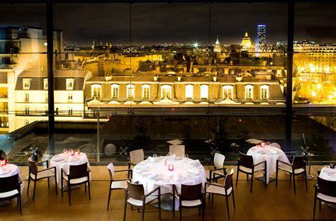 restaurant la cuisine maison blanche restaurant sur les toits de 8