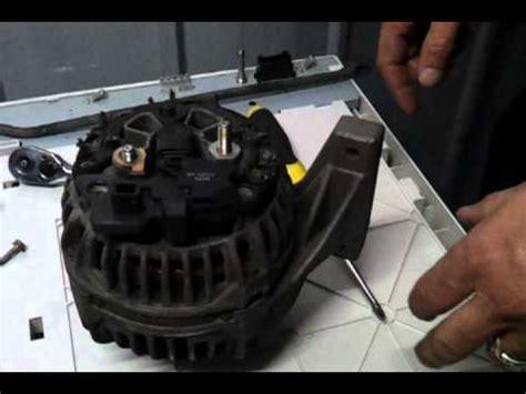 repair volvo alternator regulator   youtube