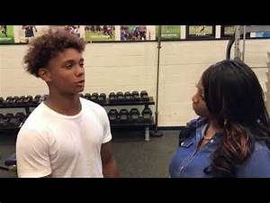Hylton HS, SS Eric Roy, Morgan State Commit - YouTube