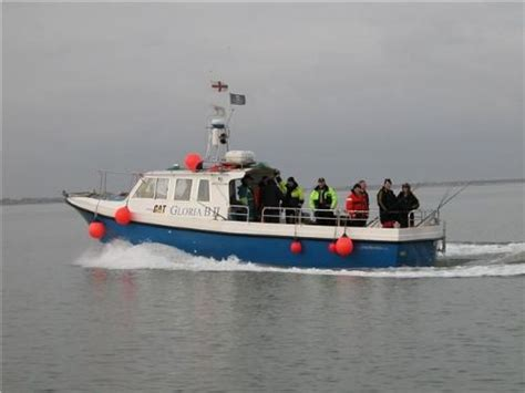 Fishing Boat Charter Essex by Gloria B11 Boat And Fishing Charter In Clacton On Sea Uk