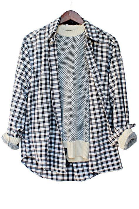 Shirt plaid ootd justvu.com plaid shirt mens shirt fall outfits winter outfits hipster ...