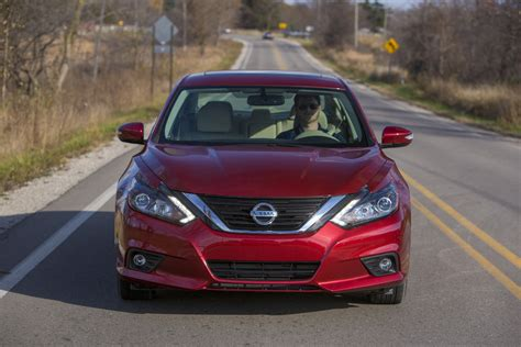 red nissan altima 2016 nissan altima exterior red front view 8294 cars