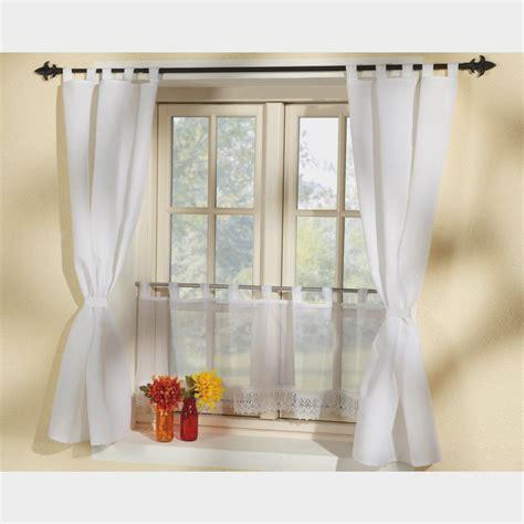 erstaunlich kuechenfenster gardinen modern fenster von