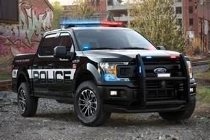 Responder 2018 Ford F-150 Police