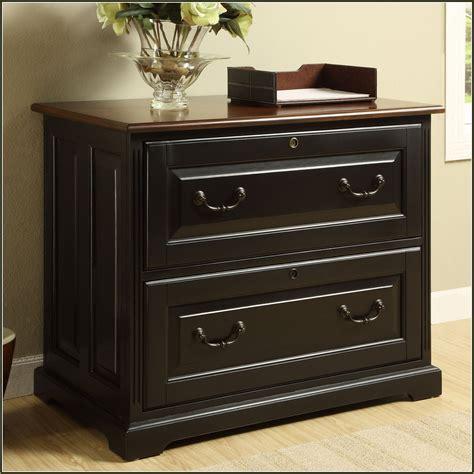 File Cabinet Design Locking Wood File Cabinet Black Wood