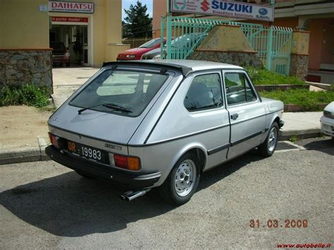 Fiat 127 For Sale by For Sale Fiat 127 Sports