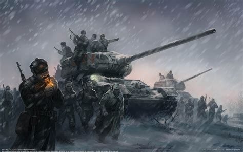 Ww2 Tank Wallpapers Mobile