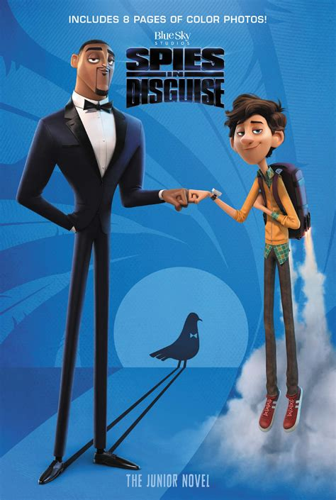 spies  disguise review  pigeon   straight