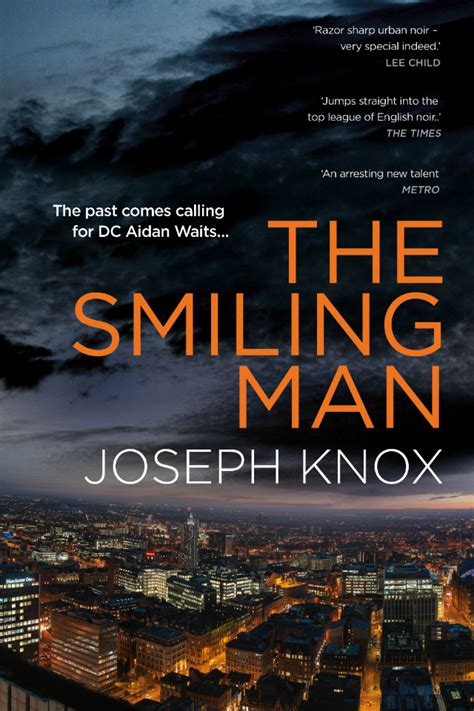 Image result for the smiling man joseph knox